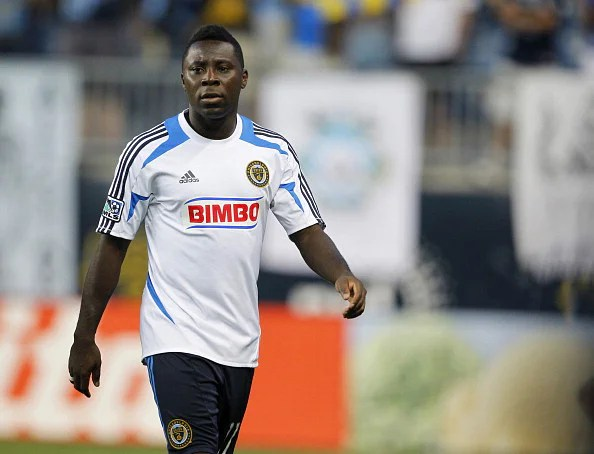 Freddy Adu was once hailed as the messiah of US football