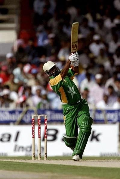 Coca-Cola Cup Ijaz Ahmed