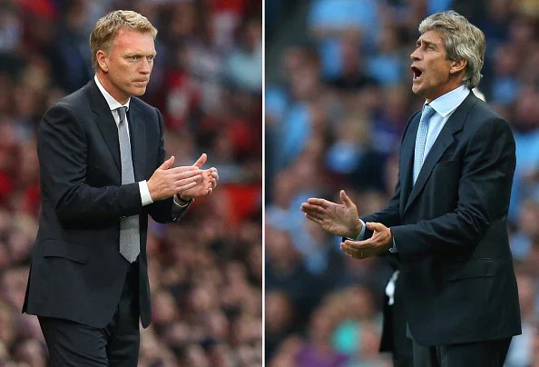 Manchester City v Manchester United - Premier League Preview
