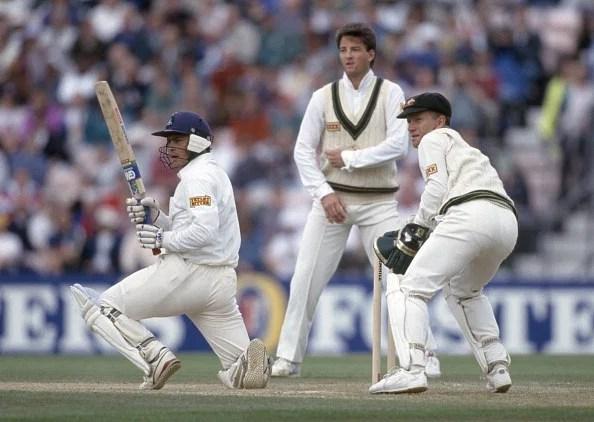 6th Test Match  -  England v Australia