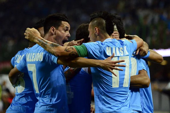 Napoli: Serious title contenders