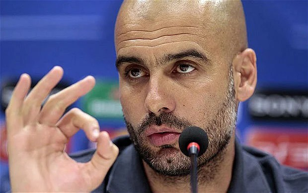 FA turned down a chance to interview Pep Guardiola as he was 'not English'