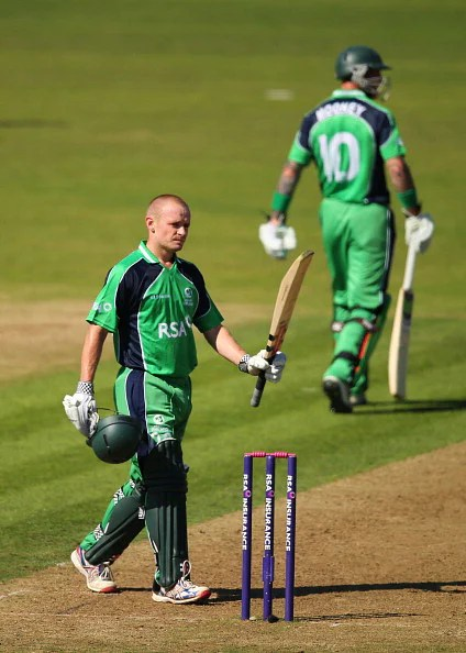 Ireland v England: ODI