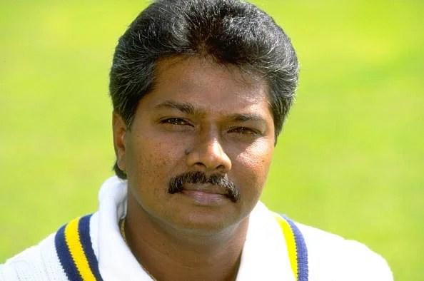 Sri Lankan Coach Roy Dias