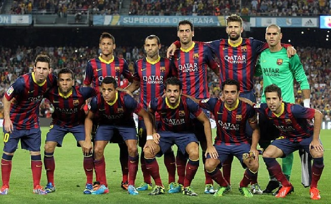 All Players Of Barcelona Who Will Be At The Fifa World Cup