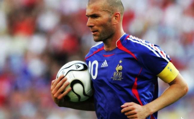 Zinedine Zidane S Records And Achievements In Football