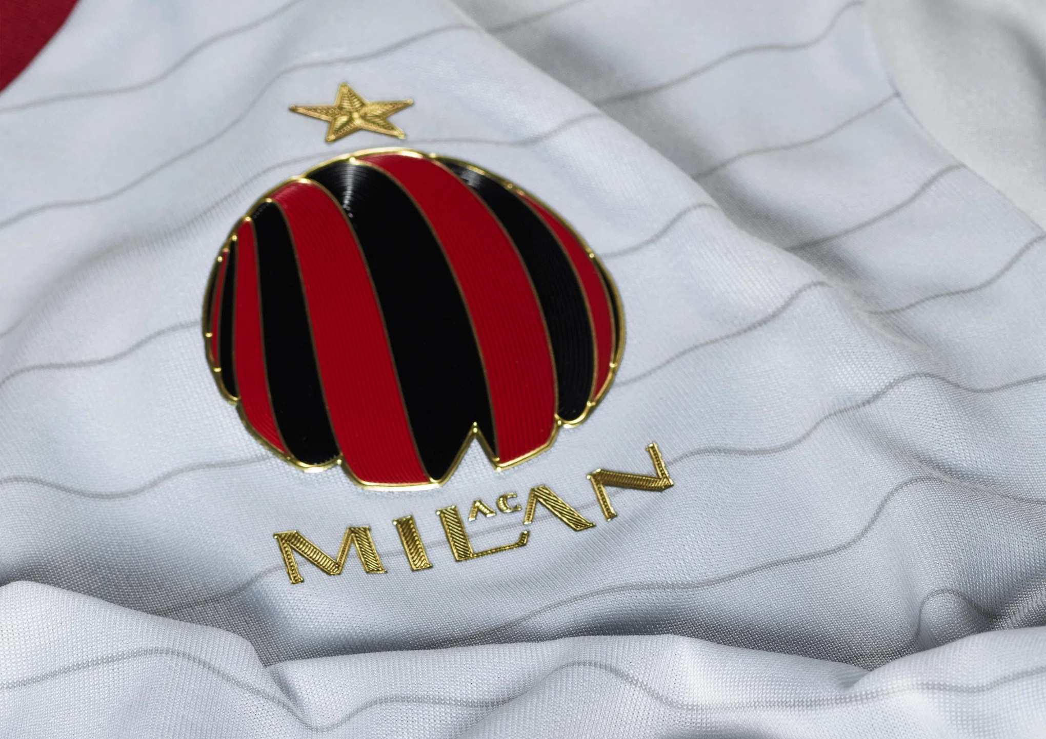 AC Milan reveal their new Away kit for 201415 but with a surprise