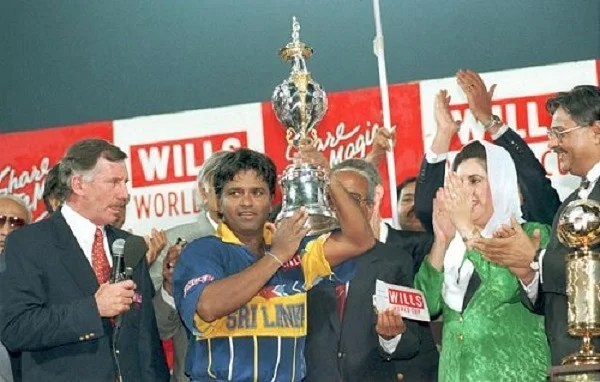 Only team to win a World Cup after having been an Associate member - 5 lesser known facts about Sri Lankan cricket