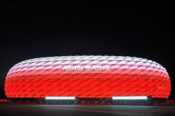The history of Bayern Munichs Allianz Arena stadium