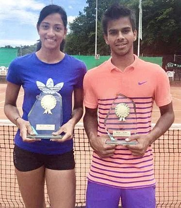 Image result for  Indian Tennis players