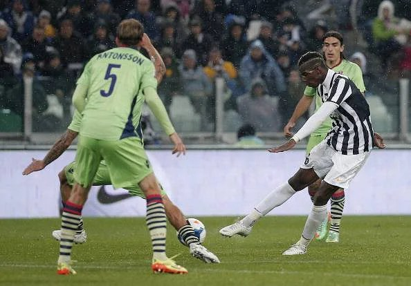 The nicknames  - 5 unknown facts about Paul Pogba