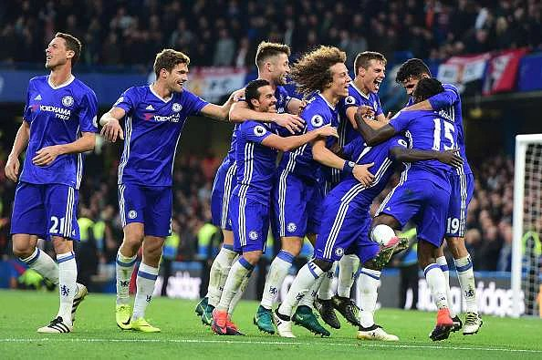EPL 201617 Antonio Contes Chelsea sound title warning