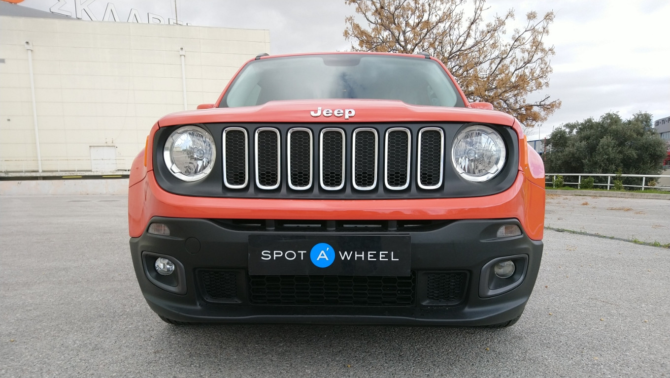 jeep renegade 2015 front