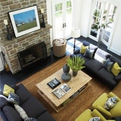 Living Room Arrangements With Sectionals Wood Burner Why You Should Arrange Two Identical Sofas Opposite Of ...