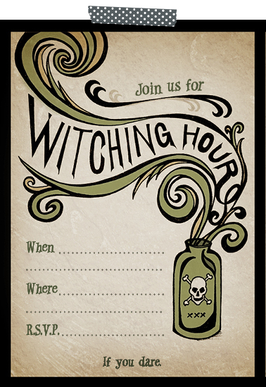 This free printable halloween invitation is sure to stand out from all the others and will be remembered. Free Printable Halloween Party Invite Jayme Sloan Hennel