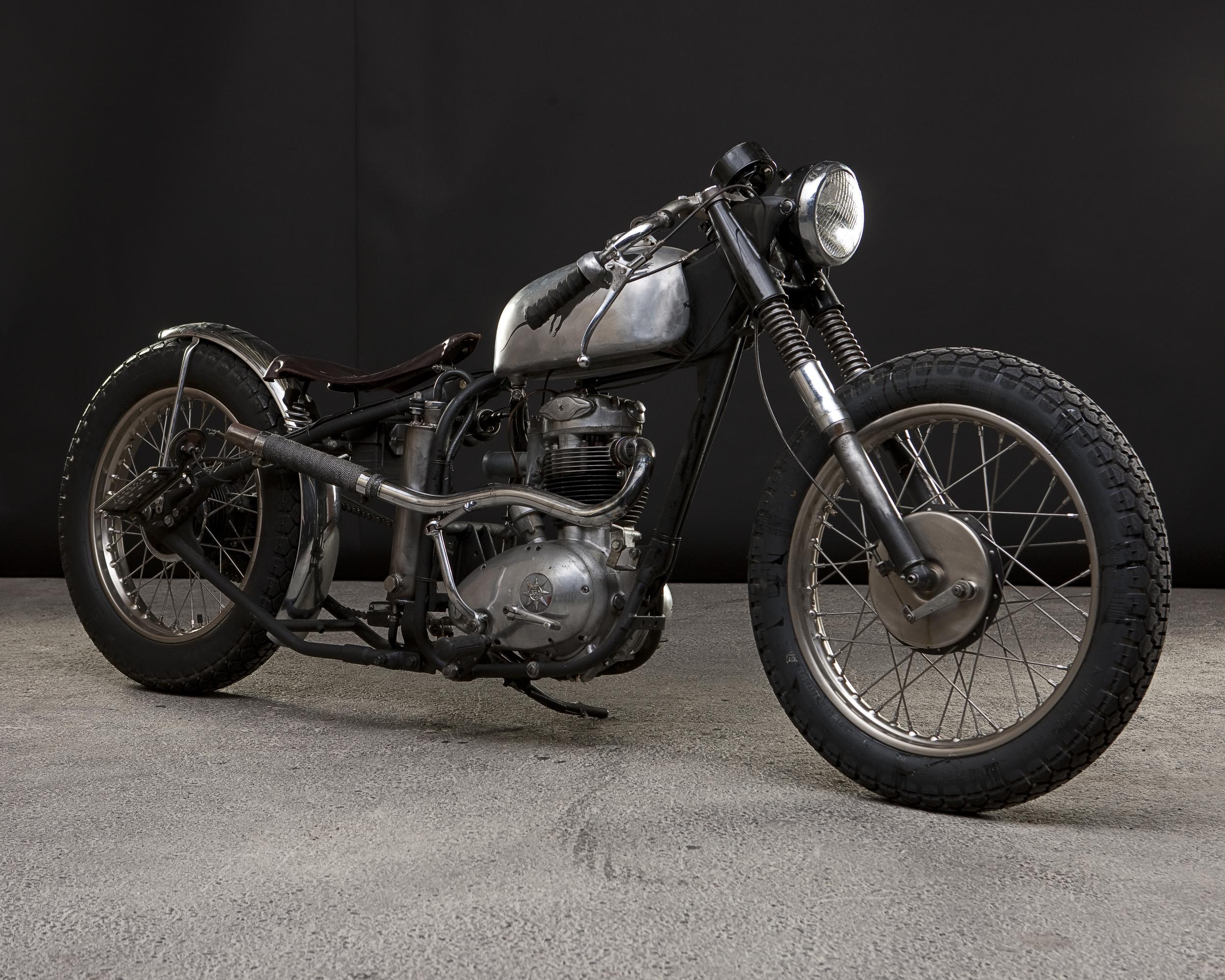 Hardsun Motorcycles 350cc Bsa B40