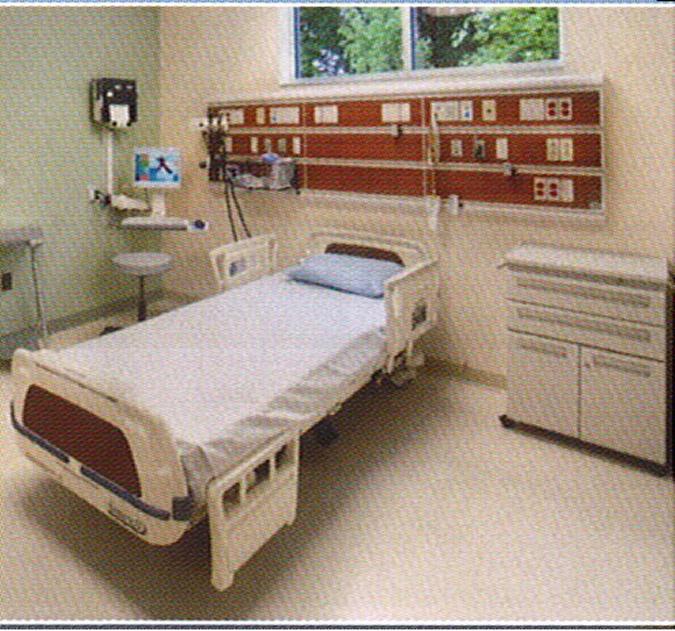 Kaiser Permanente Emergency Department  healthcar  Tec Inc Engineering  Design