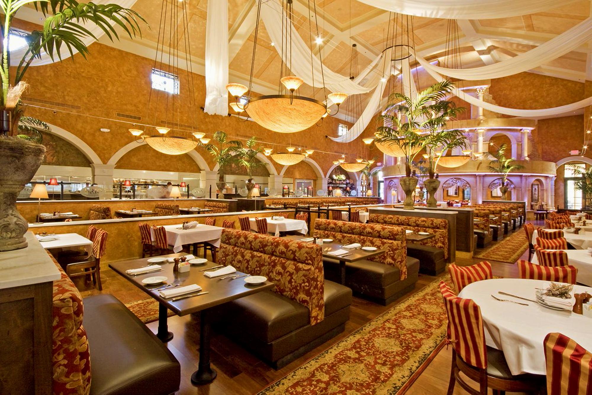 Hospitality Brio Bravo Restaurants Tec Inc