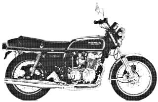 CB750F Model Guide — The SOHC/4 Owners Club