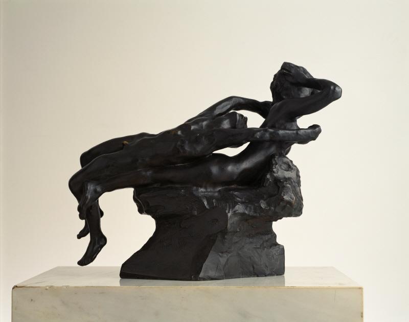 Fugit Amor - Rodin