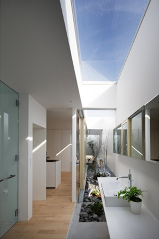 Maison japonaise, Ryokuennosu House by mA-Style Architects,