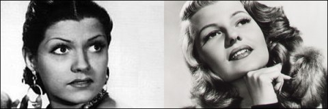 Margarita Carmen Cansino, was subject to skin lightening, painful hairline electrolysis to become the iconic Rita Hayworth. Even Jackie Chan's features were transformed using chin implants and nose jobs to look more 'appealing' to European (read racist European) audiences.