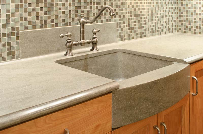 Solid Surface Countertop Replacement