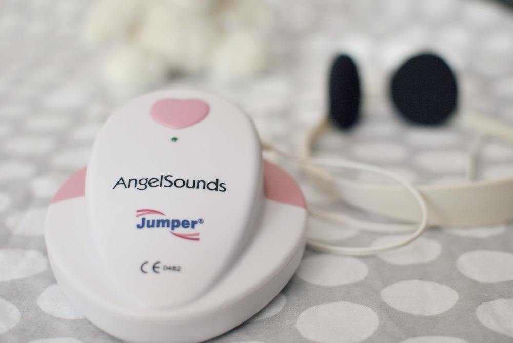 Fetal Doppler Baby Heartbeat Monitor Review