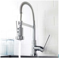 Affordable Commercial Style Kitchen Faucet
