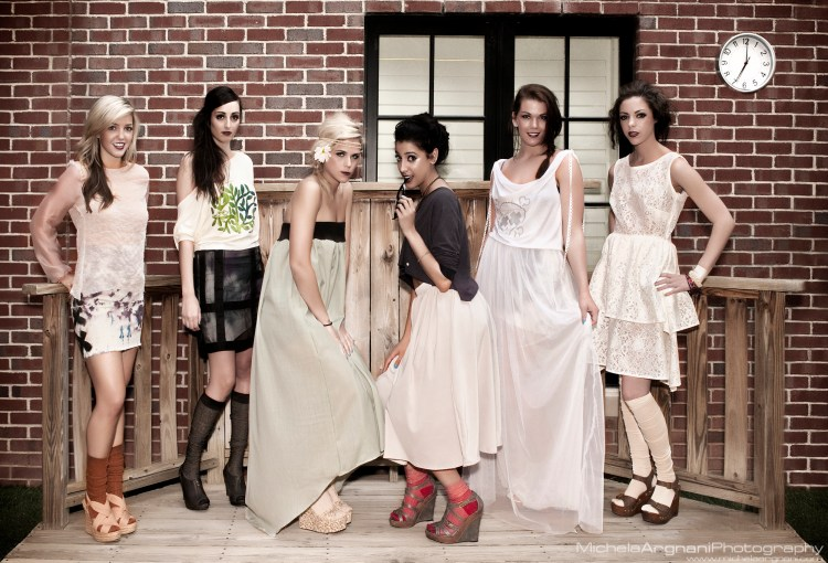 5th Annual Redress Eco Fashion Show featuring 11 never-before-seen collection produced by NC-based designers.