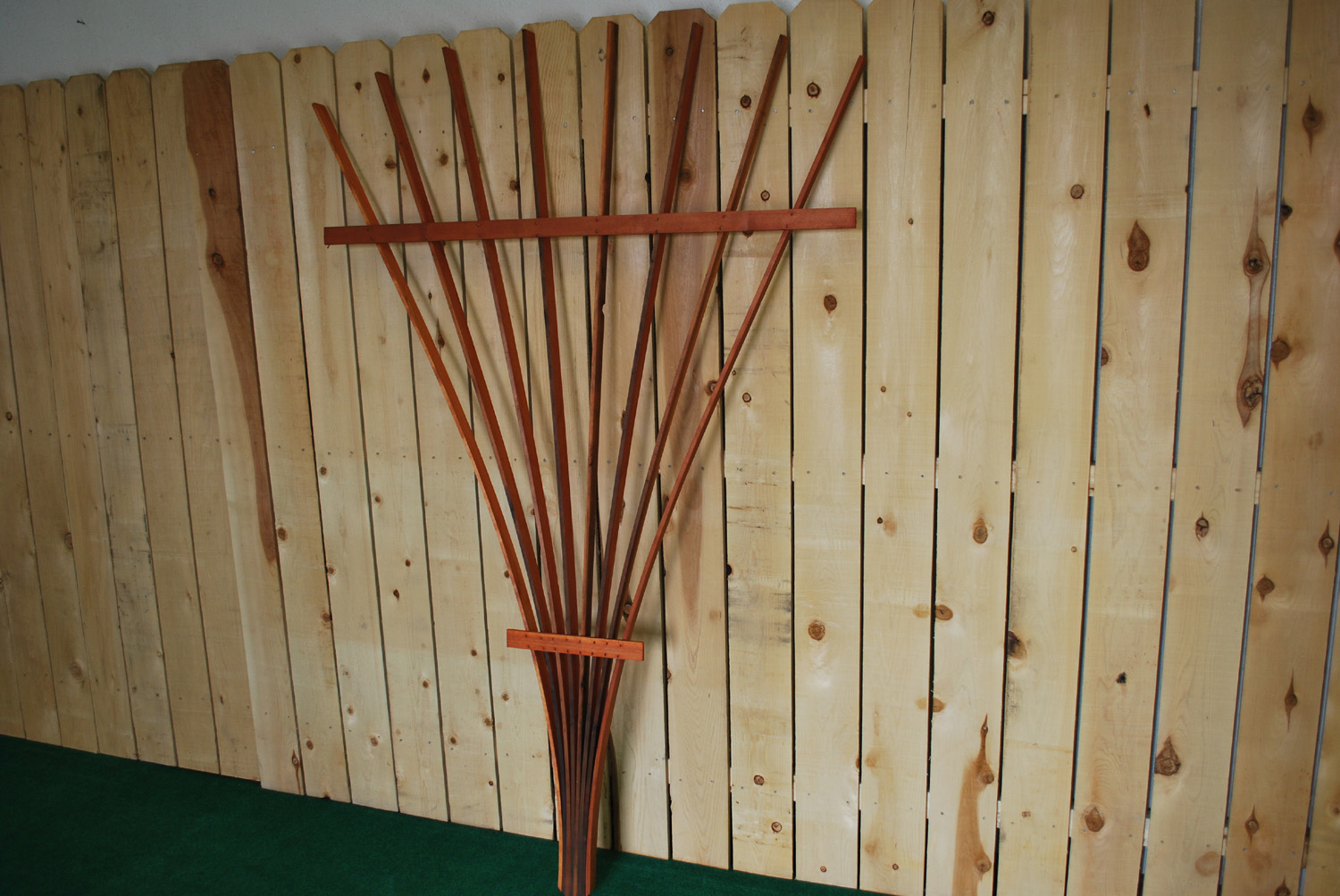 New How To Build A Redwood Arbor