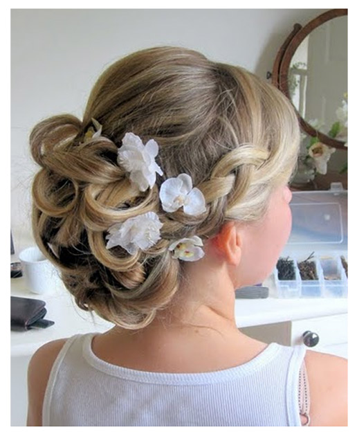 Wedding Hair Accesory Inspiration See How We Styled Our