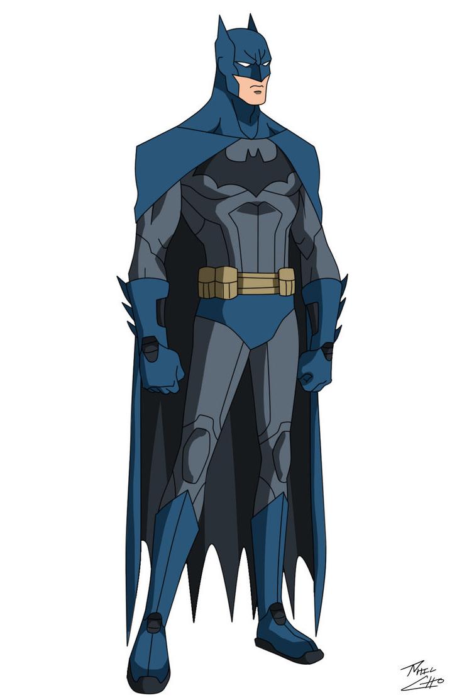 Gotham Crusaders  Phil Cho
