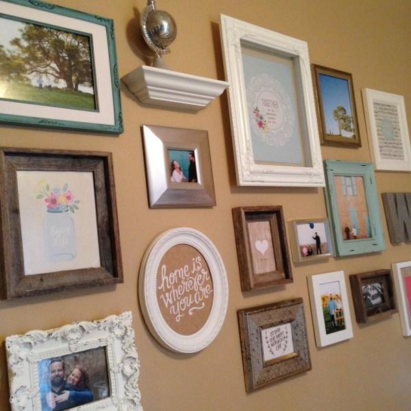 Wall In Bedroom & Big Ideas