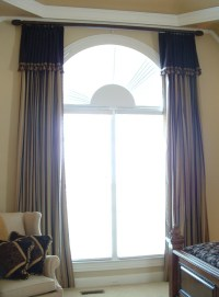 Special Window Treatments For Arched Windows  The Blinds