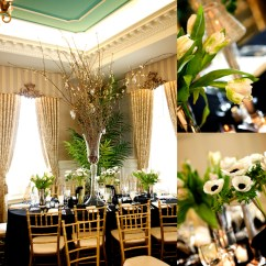 Tiffany Wedding Chairs Vintage Chrome Table And Mallard Island Yacht Club: Club Photographers — Thérèse Wagner ...