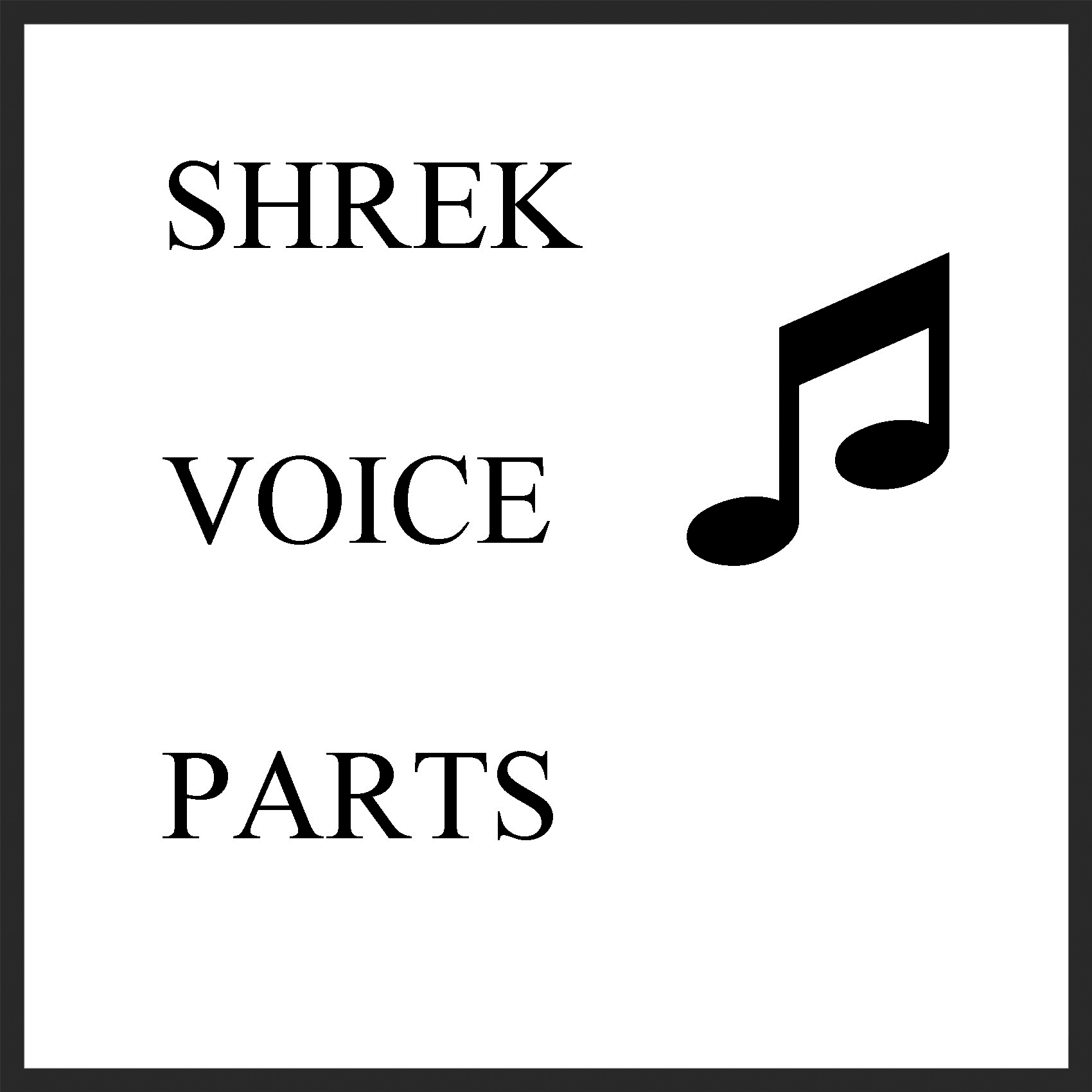 2014 Shrek — Appleton North High School Theatre