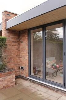 Birmingham Contemporary Single Storey Rear Extension