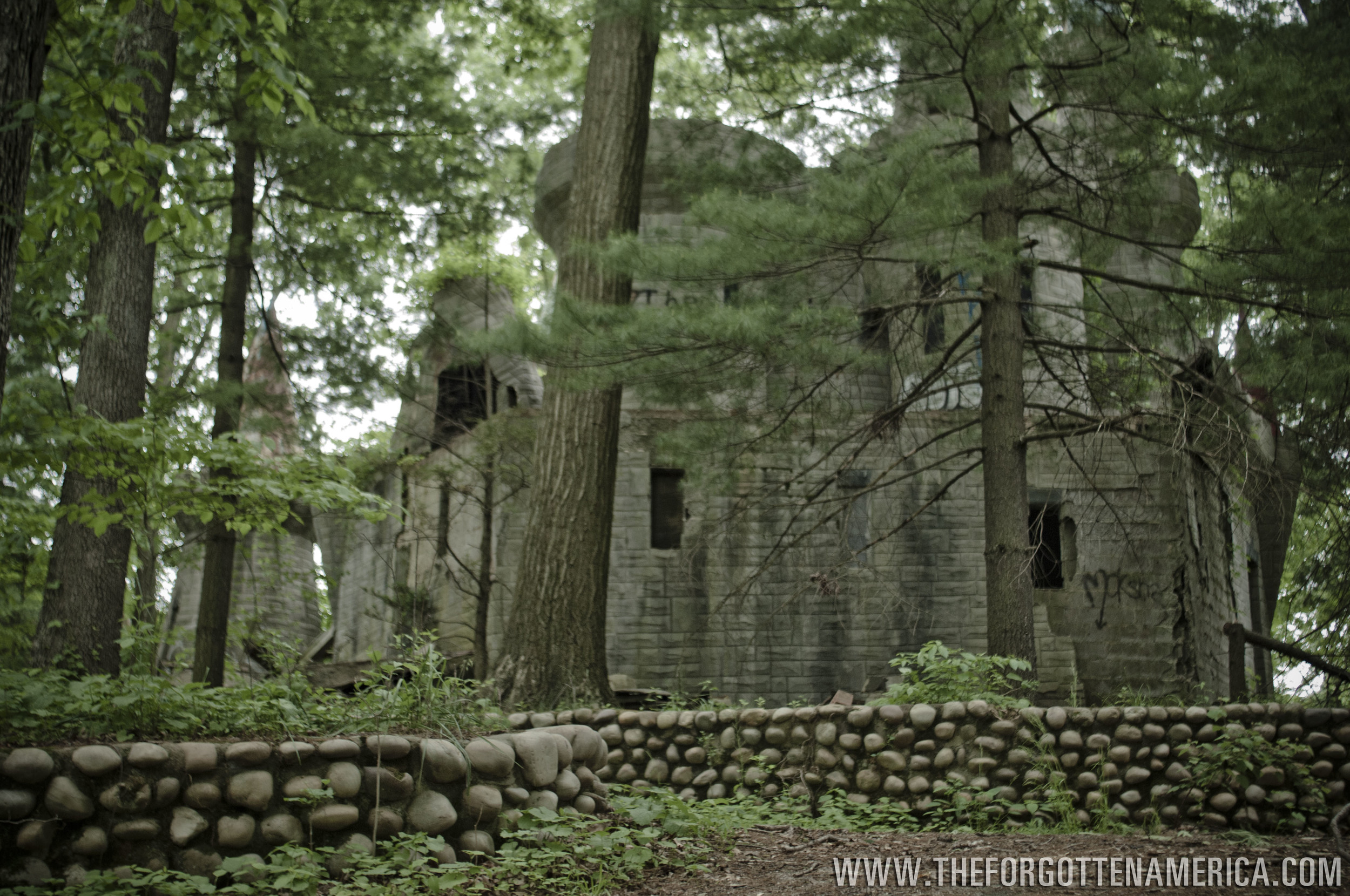 The Enchanted Forest Ellicott City Maryland  THE FORGOTTEN AMERICA