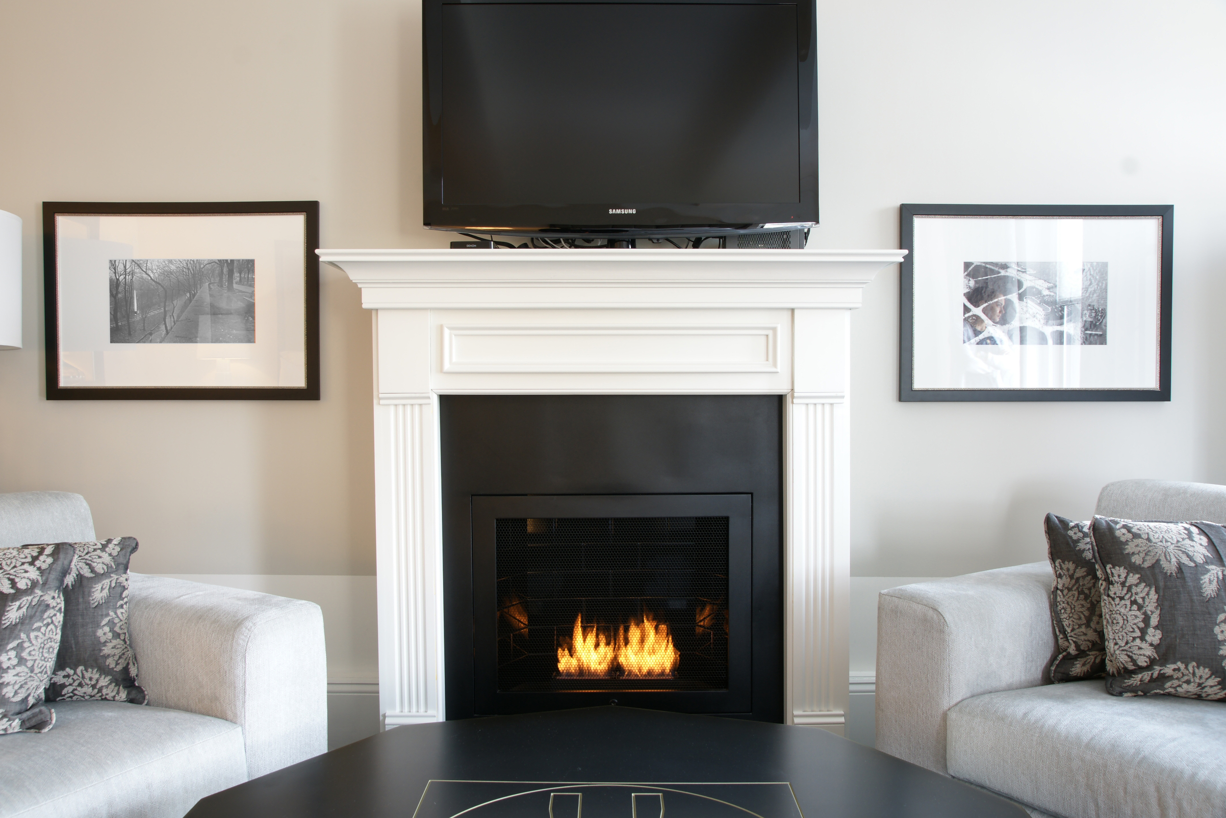 Ventless Fireplace Safety