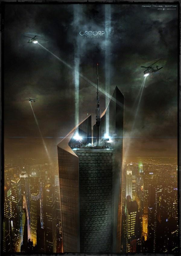 Oscorp Amazing Spider-Man 2