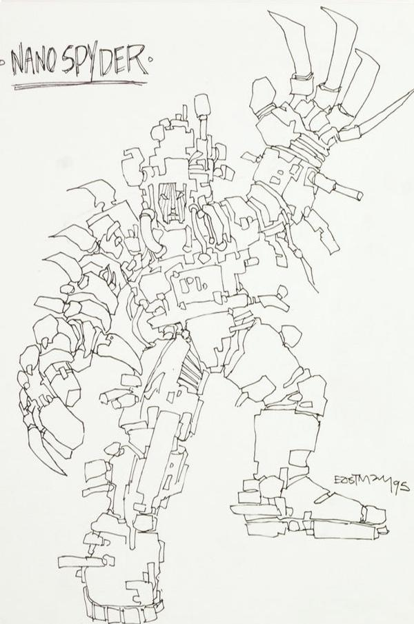 TMNT Concept Art From 4th Live-Action Film Shows Kirby The