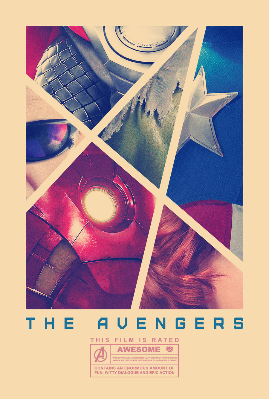 Avengers Assemble Wallpaper Hd Incredibly Cool Fan Made Avengers Poster Art Geektyrant