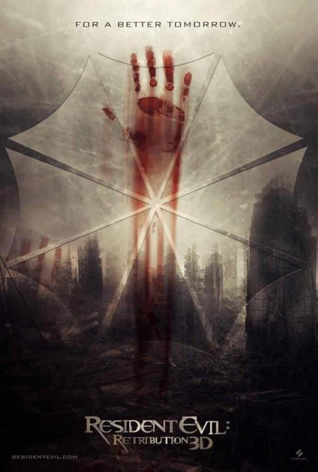 Resident Evil 7 Wallpaper Hd Resident Evil Retribution Ten New Posters Banners And