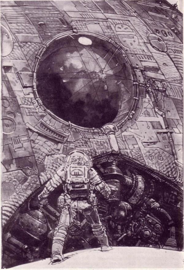 Geek Art 1979 Concept Ridley Scott' Alien Geektyrant