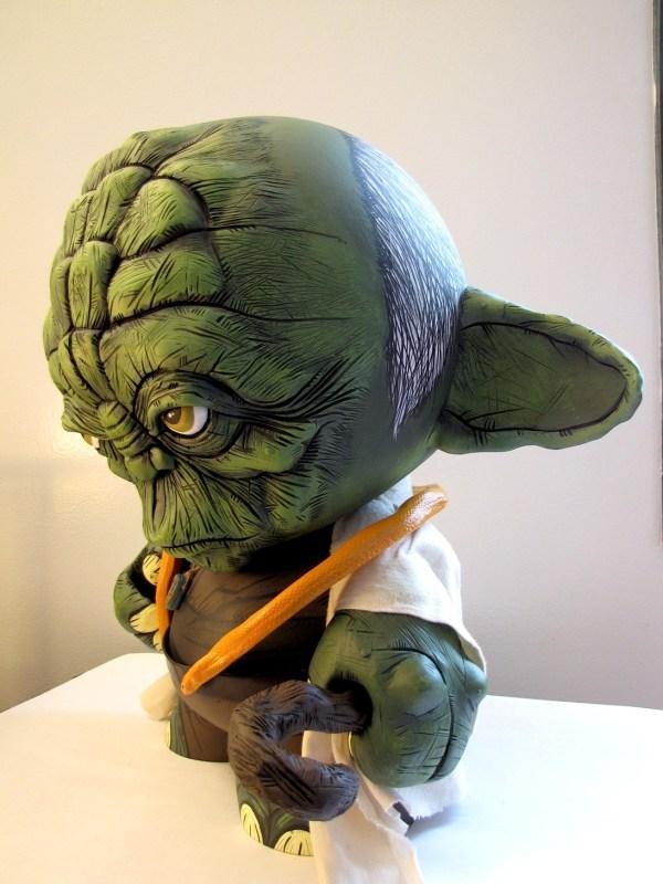 Star Wars - Yoda Munny Geektyrant