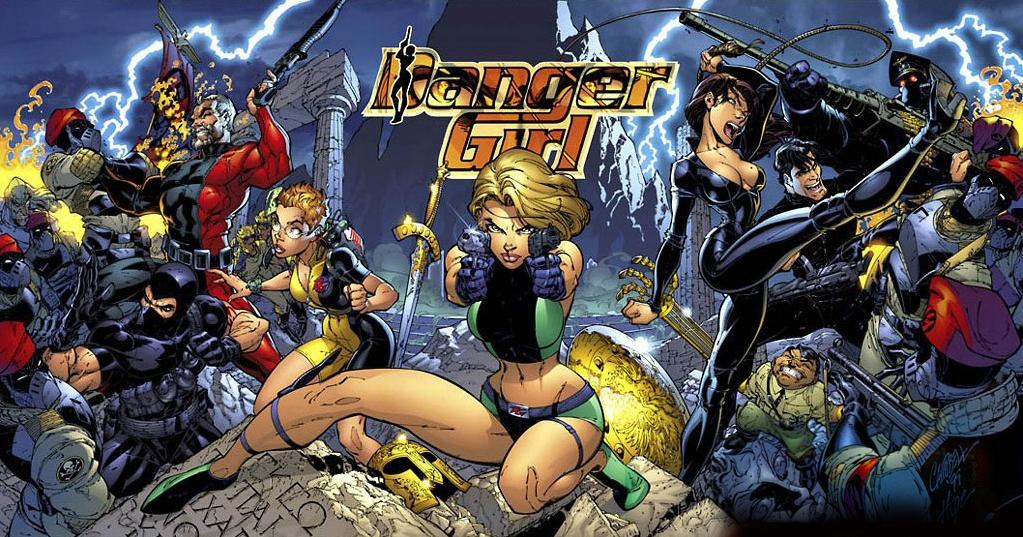 The Black Pearl Wallpaper Danger Girl Comic Book To Get Film Adaptation Geektyrant