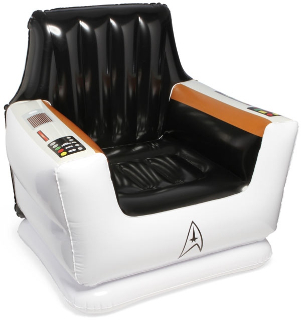 game of thrones office chair seat replacement star trek inflatable captain's — geektyrant