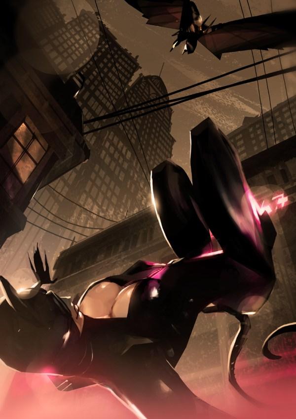 Catwoman Batman Amp