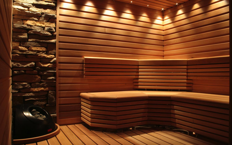 Penguin Spa  Sauna